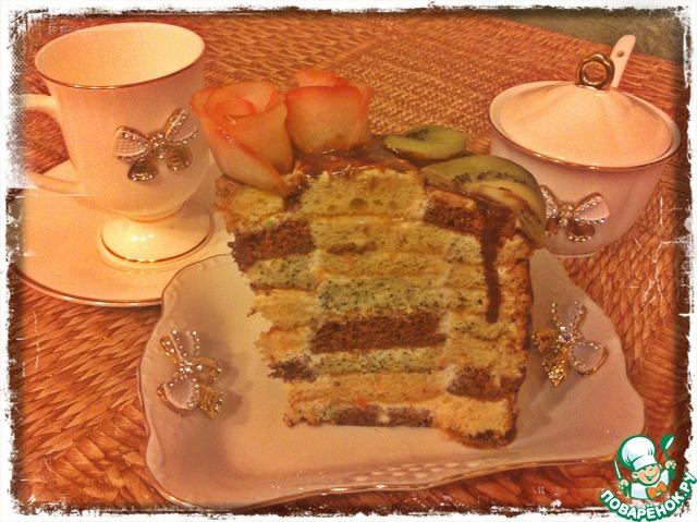 Гост торт смуглянка фото 3