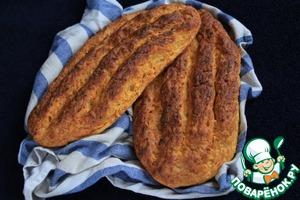 Рецепт Булка морковная