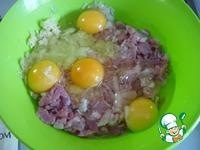 Мясные оладьи по-домашнему ингредиенты