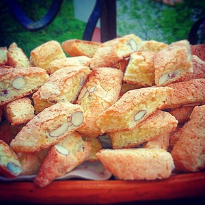 Рецепт Кантуччи из Прато