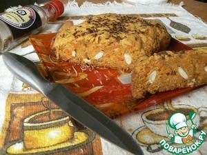 Постный кекс с овощами вкусный рецепт приготовления с фото пошагово как готовить