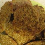Геркулесовое печенье