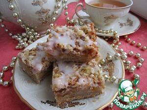 Рецепт Персиковые пирожные