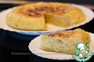 Рецепт Испанская тортилья де пататас