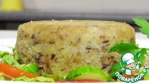 Рецепт Запеканка из фасоли и картофеля