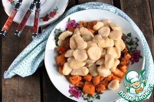 Рецепт Галушки с кабачком