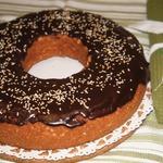 Пирог на белках