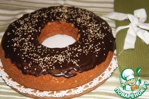 Рецепт Пирог на белках