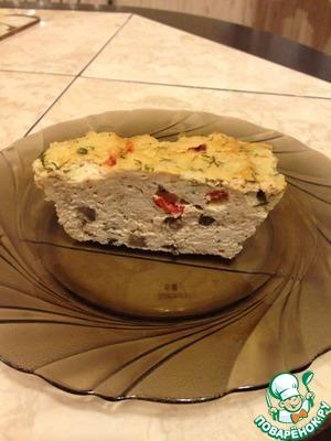 Рецепт Мясной торт