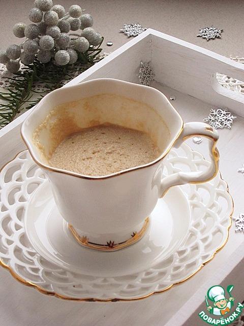 рецепт сырного кофе