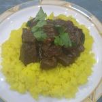 Говядина с черносливом по-мароккански