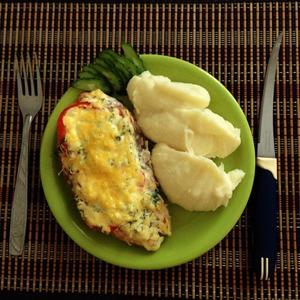 Рецепт Воздушное картофельное пюре