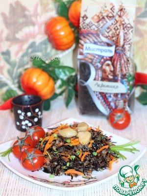 Как приготовить Рис с красным луком простой рецепт приготовления с фото пошагово