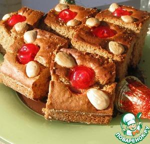 Пряные медовые пирожные домашний пошаговый рецепт с фотографиями готовим