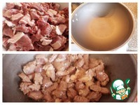 Мясо по-польски ингредиенты
