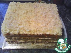 Рецепт Слоеный рыбный пирог