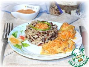 Рецепт Рыба noд горчично-медовым соусом