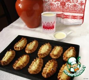 Рецепт: Карельские пирожки