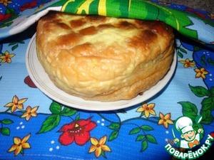 Рецепт Фаршированный хлеб