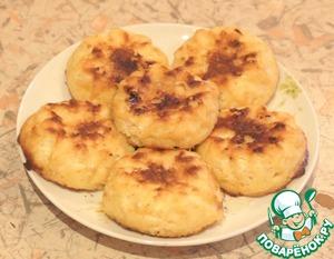 Рецепт Сырники в духовке без муки