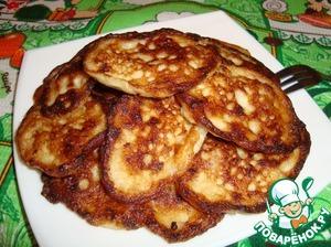 """Рецепт Беляши """"ленивые"""" или мясные оладьи"""