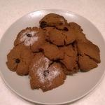 Гречневое постное печенье для кормящих мам