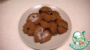Рецепт Гречневое постное печенье для кормящих мам