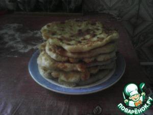 Рецепт: Хачапури по-харьковски