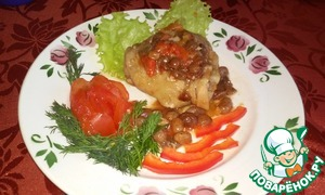 Рецепт Куриные бедрышки в пряном соусе