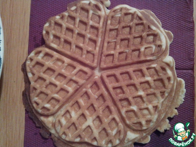 Домашнее печенье сердечки в форме рецепт