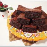 Шоколадный пирог из киноа