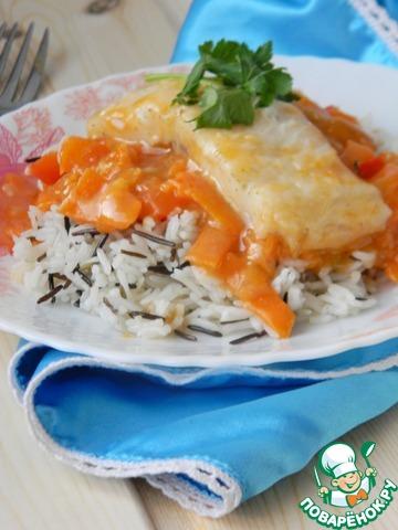 Соусы для рыбы с рисом рецепт