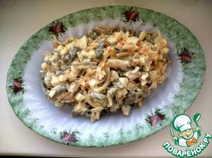 салаты рецепты с фото из стручковой фасоли