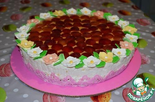 Торт для девочек рецепт 139