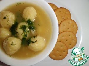 Рецепт Рыбный суп с карри