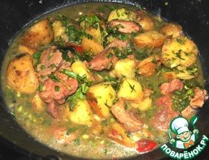 Рецепт Чакапули из свинины