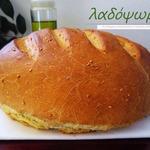 Хлеб на оливковом масле