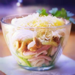 Готовим Салат с кальмарами и арахисом рецепт приготовления с фотографиями пошагово