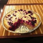 Пирог с овсянкой и ацидофилином