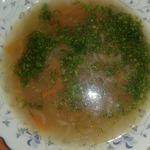"""Польский суп """"Фляки"""""""