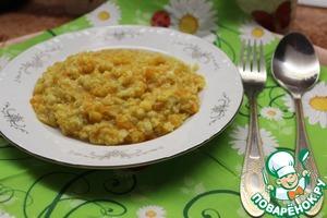 Рецепт Каша по-суворовски