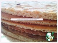"""Арахисовый торт """"Коровка"""" ингредиенты"""