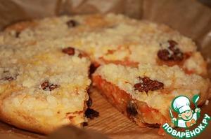 Рецепт Постный морковный пирог