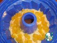 Кекс апельсиновый ингредиенты