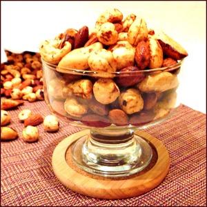 Рецепт Орешки пряные