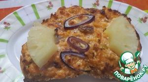 Рецепт Горячие творожные бутерброды