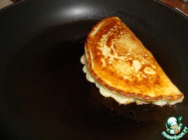 Ленивые чебуреки рецепт с фото пошагово