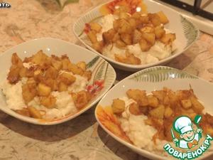 Рецепт Рисовая каша на кокосовом молоке