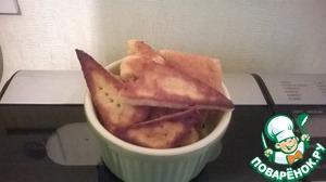 Рецепт Сладкое печенье из соленого плавленного сырка