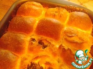 Рецепт Нежные булочки